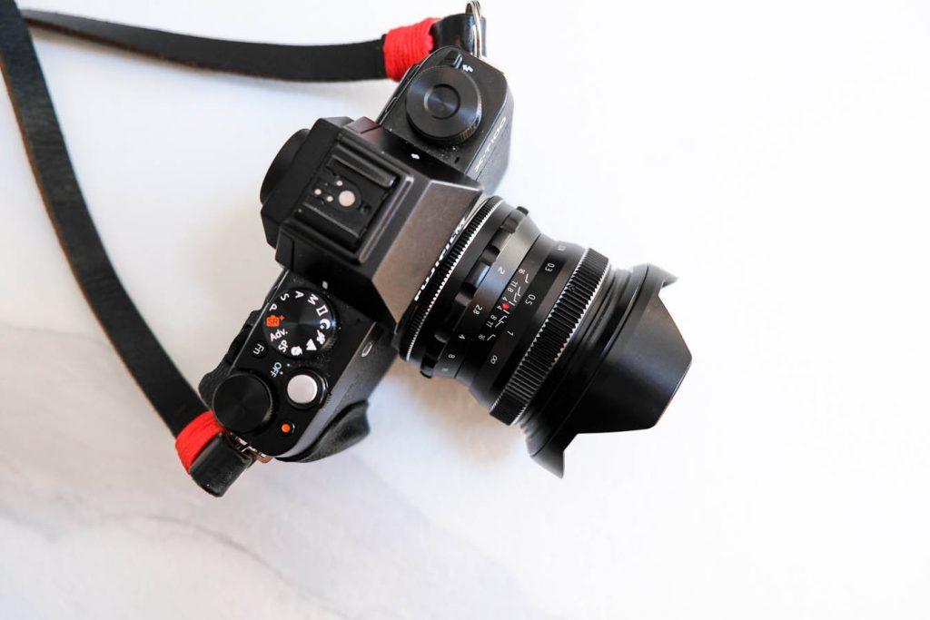 optique Pergear 12mm F2
