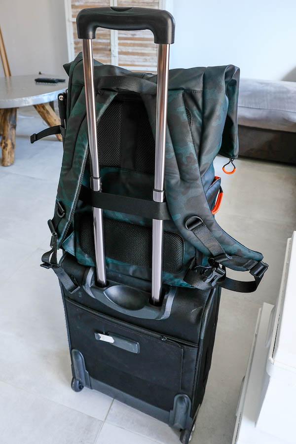 sac photo de voyage