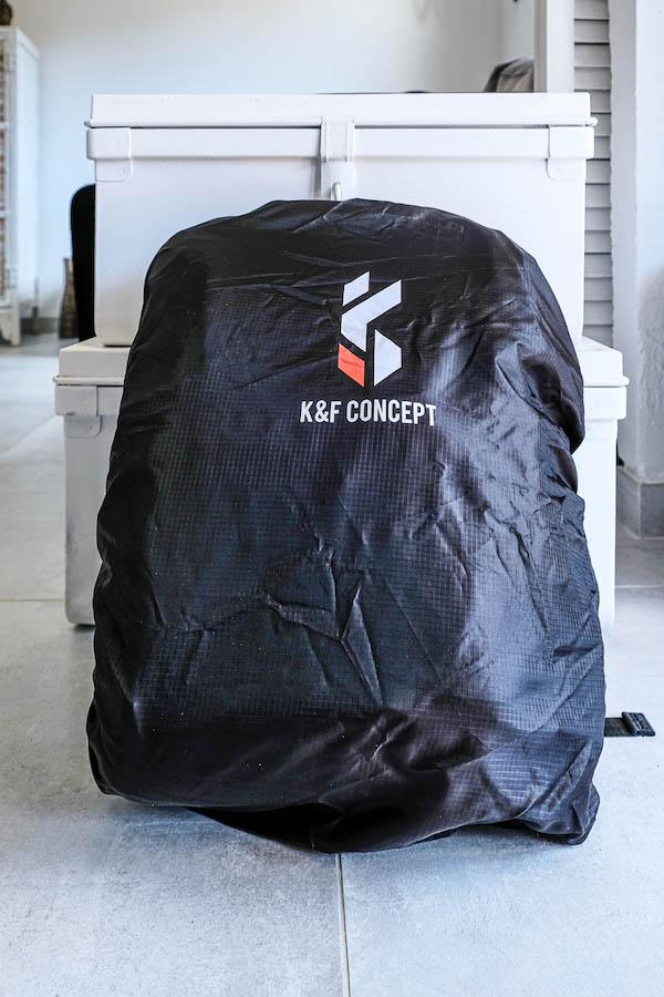 housse pluie sac KF13.096