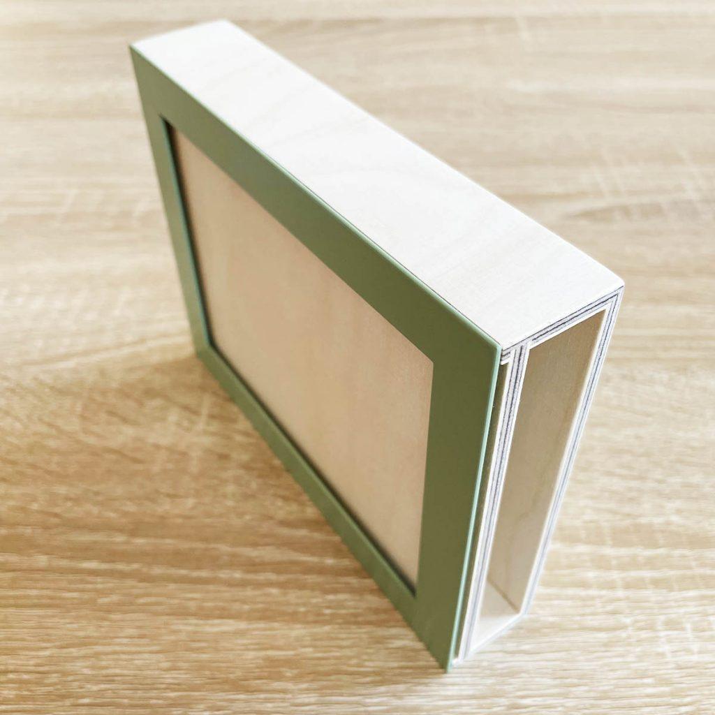 Box Photo Cadre